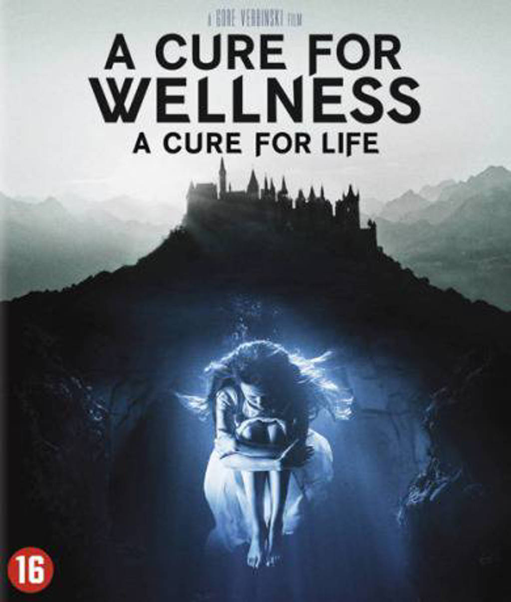 Cure for wellness (Blu-ray)