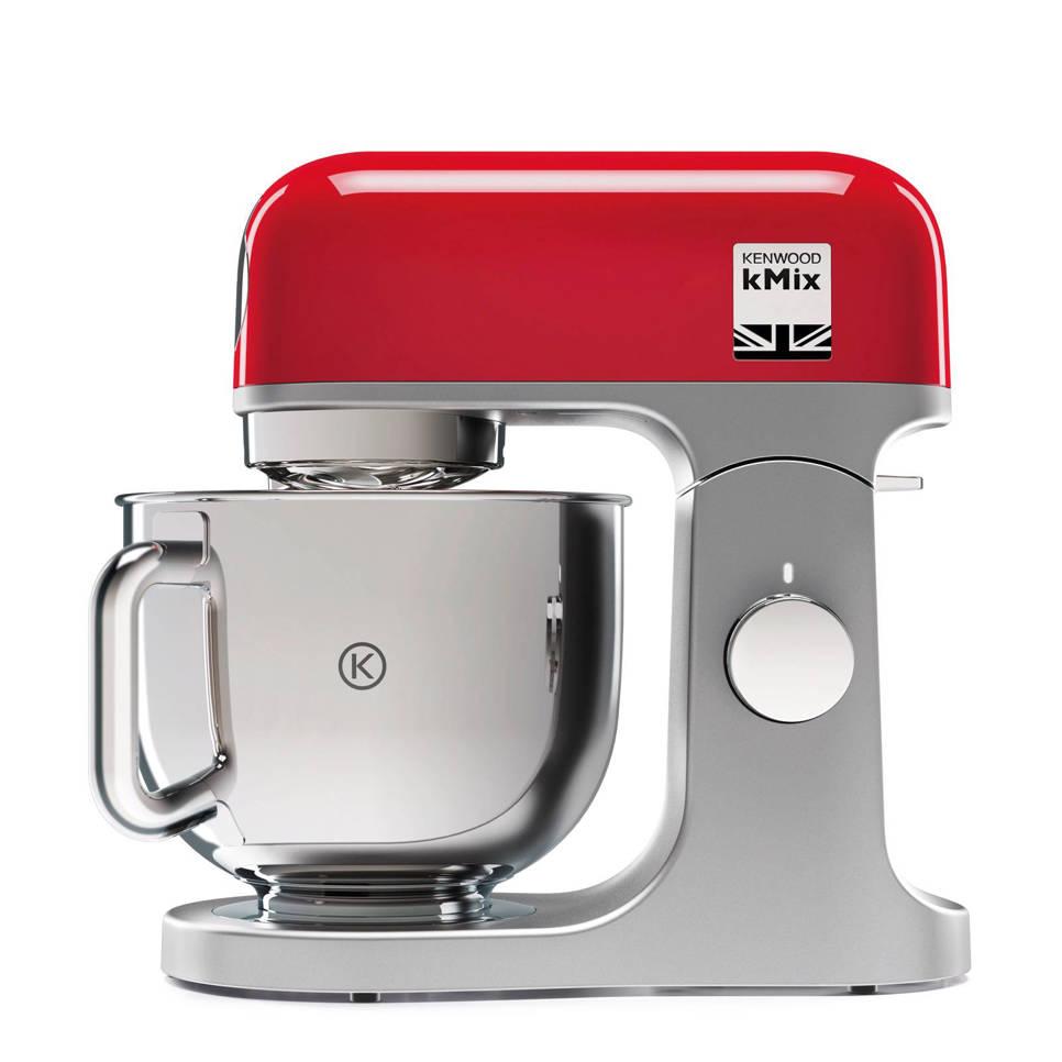 Kenwood KMX750RD kMix keukenmachine, Rood