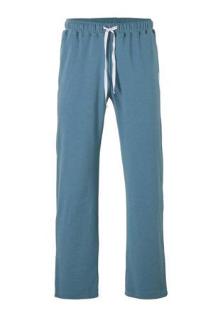 +size pyjamabroek grijsblauw