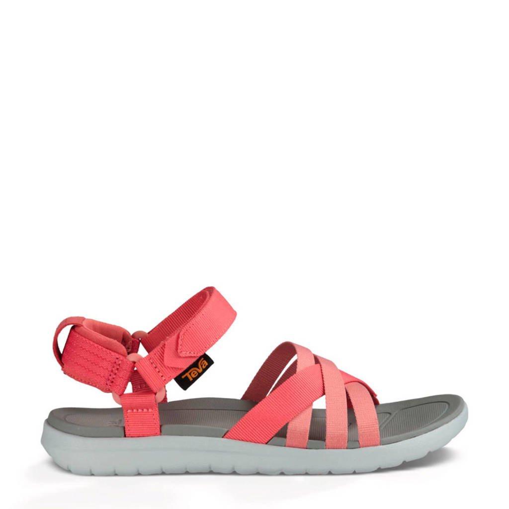 Teva Sanborn outdoor sandalen, Koraalroze