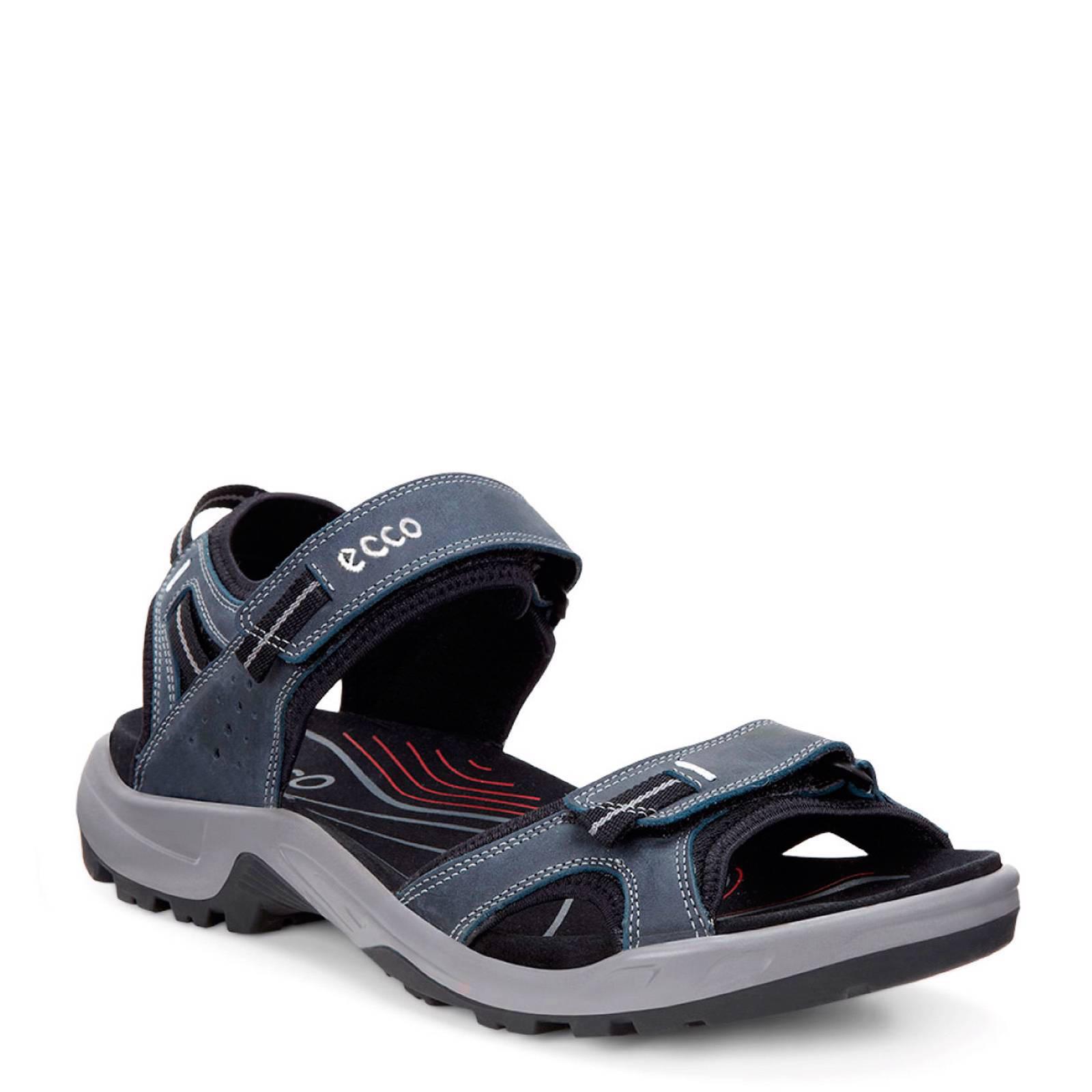 Offroad nubuck outdoor sandalen