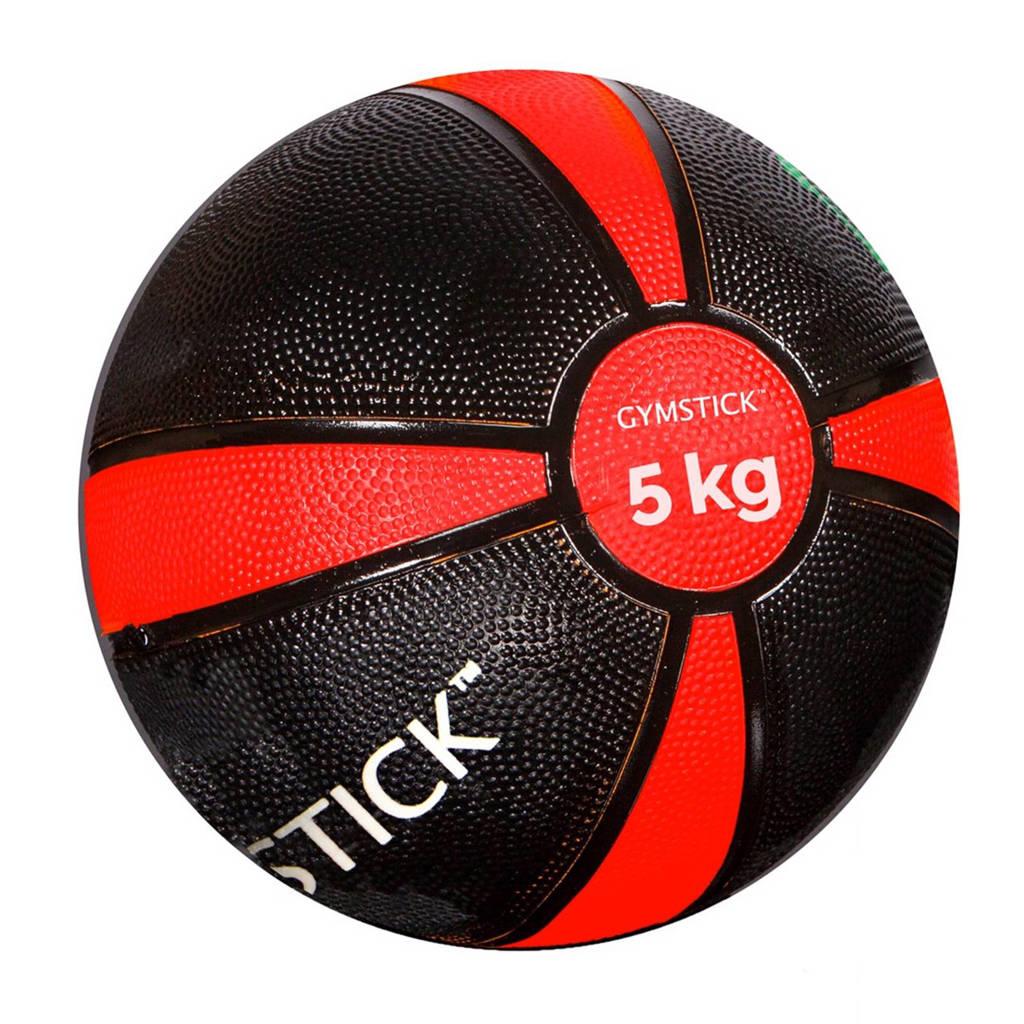 Gymstick medicine bal 5 kg + instructievideo's