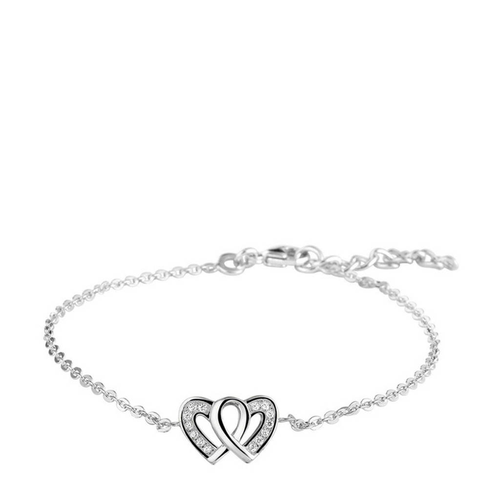 Selected Jewels armband, Zilver