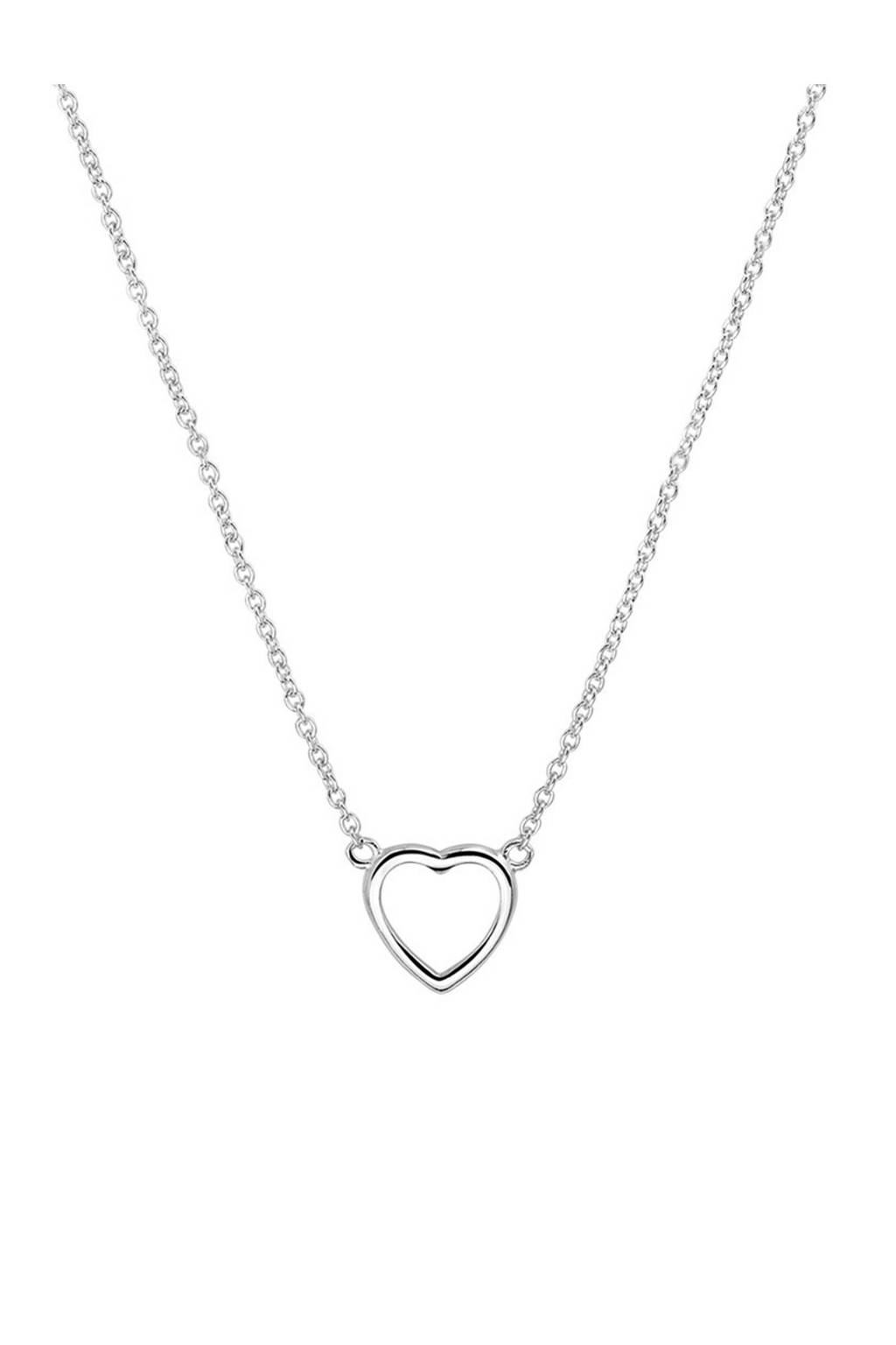 Selected Jewels ketting, Zilver