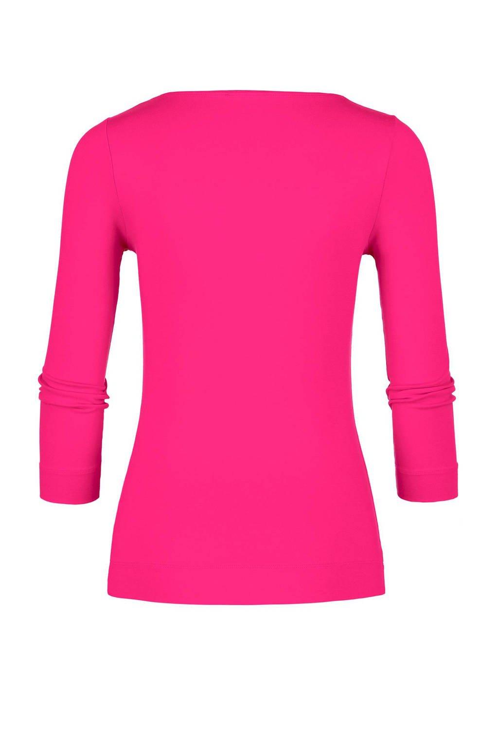 Claudia Sträter T-shirt, Fuchsia