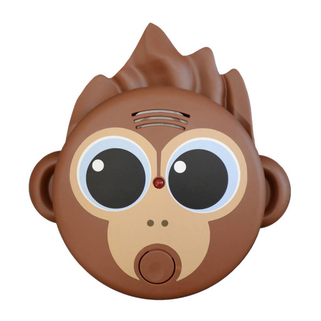 Flow Monkey Gustaf rookmelder, Bruin
