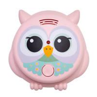 Flow Amsterdam Owl Rosie rookmelder, Roze