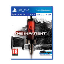 PlayStation 4 The Inpatient VR