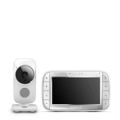 Motorola MBP-48 babyfoon met camera 5' kleurenscherm kopen