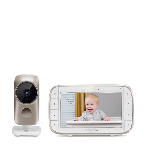 Motorola MBP-845 babyfoon met camera 5' kleurenscherm kopen