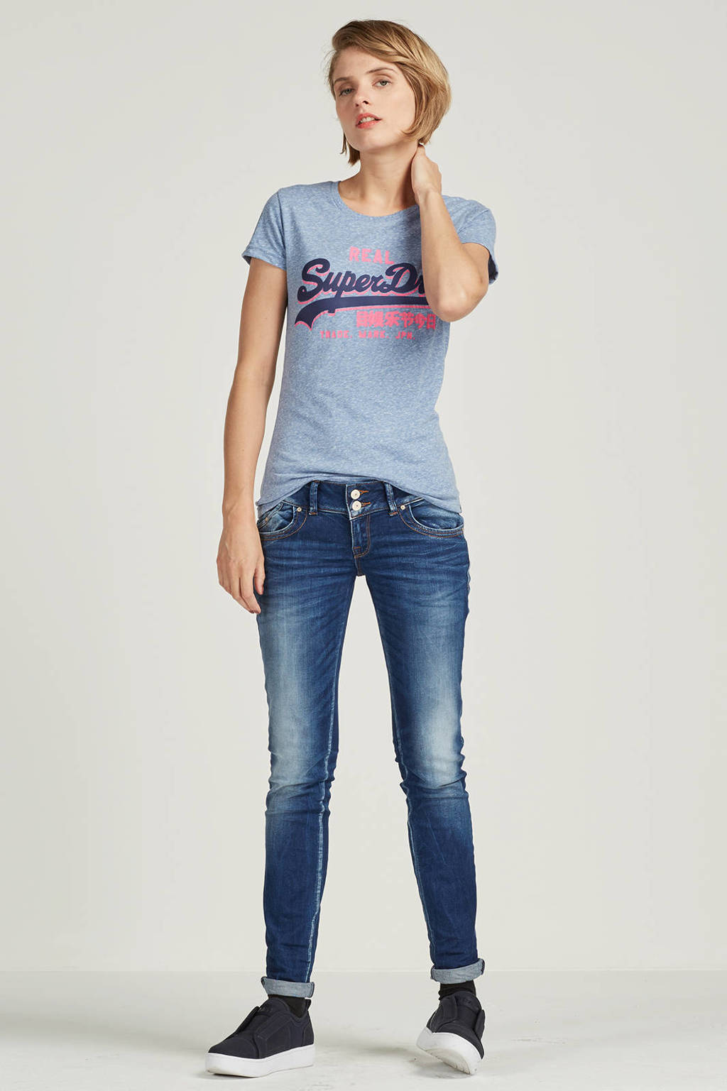 LTB Molly slim fit jeans, Heal wash