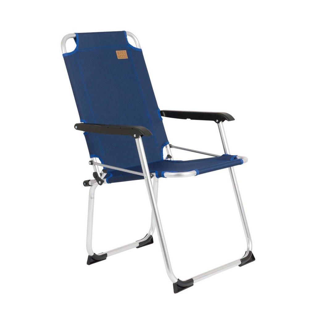 Redwood  De Bronte lichtgewicht campingstoel, Blauw