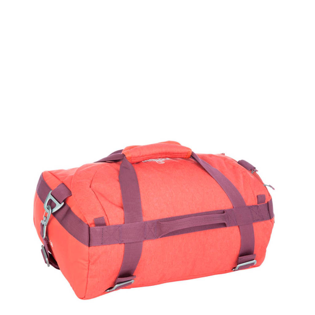 Nomad Gate Convertible 38L duffel, Rood