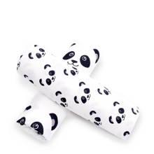 Panda dreams hydrofiele swaddles 120x120 cm (2 stuks)