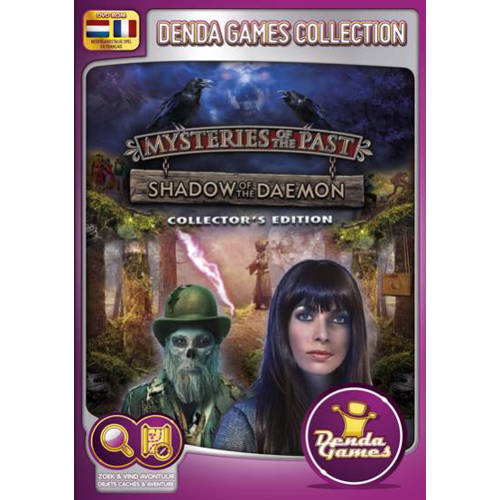 Mysteries of the past - Shadow of the deamon (Collectors edition) (PC) kopen