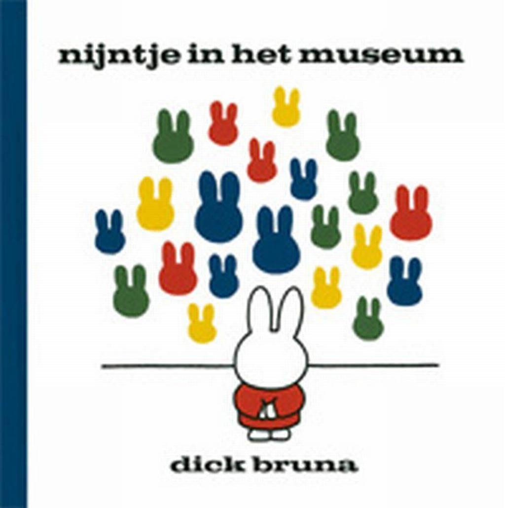 nijntje Nijntje in het museum - Dick Bruna