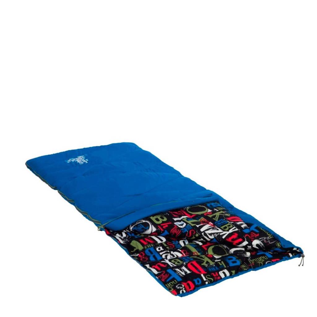 Nomad  SleepyHero 1-persoons slaapzak, Blauw