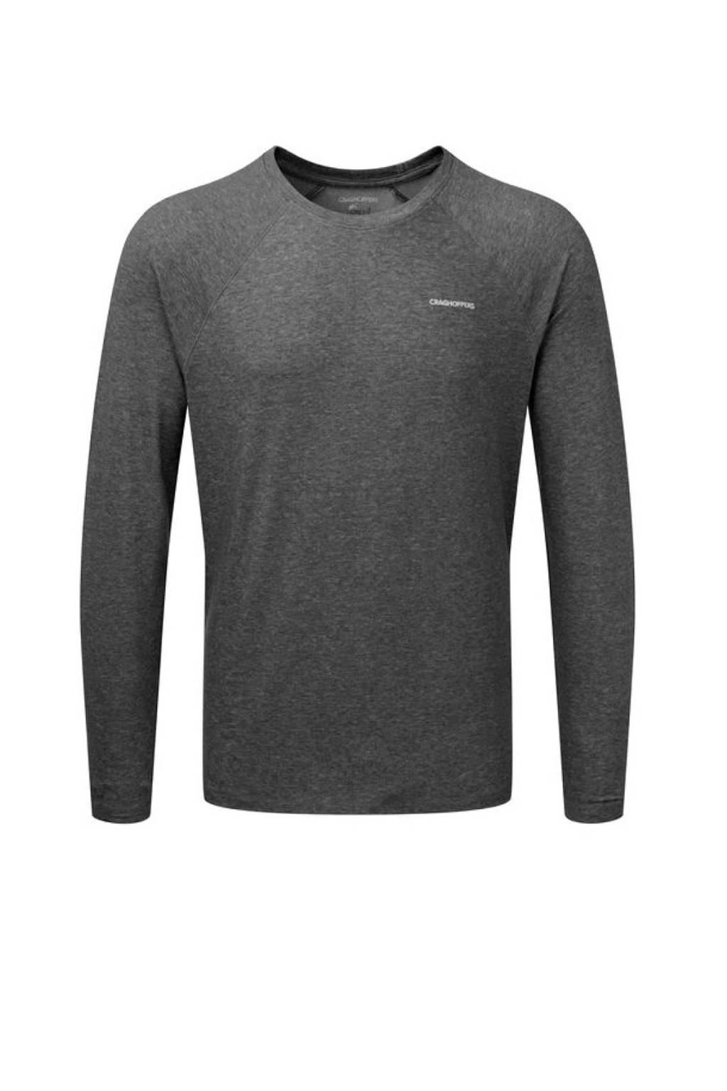 Craghoppers Nosilife Bayame outdoor shirt, Zwart