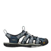 Keen Clearwater CNX  outdoor sandalen, Blauw