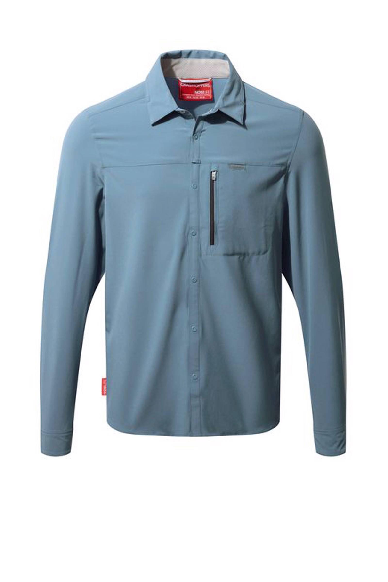 overhemd Craghoppers lichtgewicht outdoor Nosilife Pro wTrPTqSIB