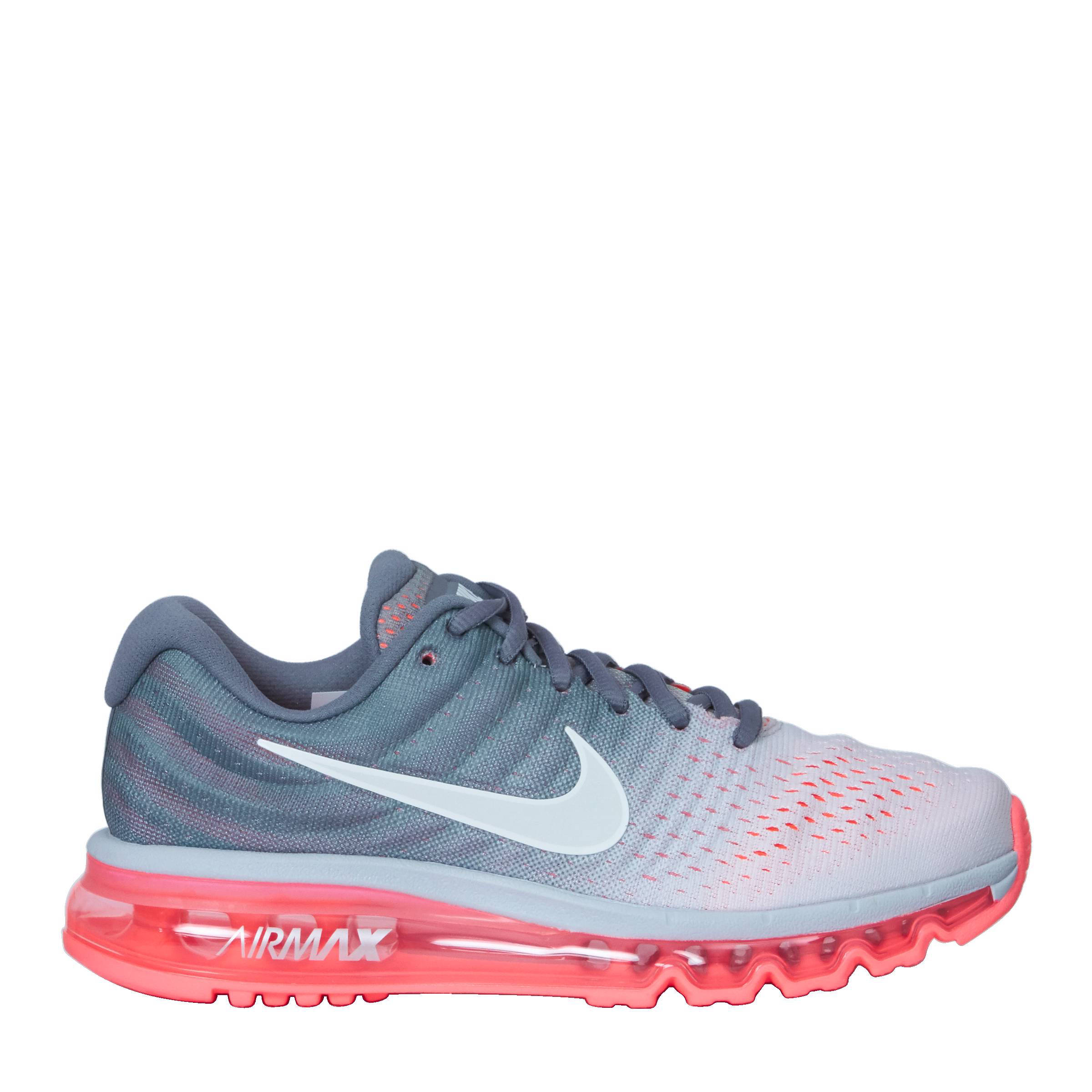 nike air max 2017 roze zool