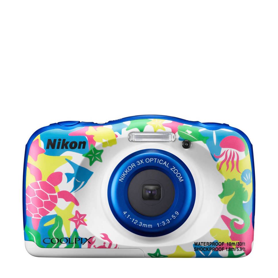 Nikon Coolpix W100 marine compact camera
