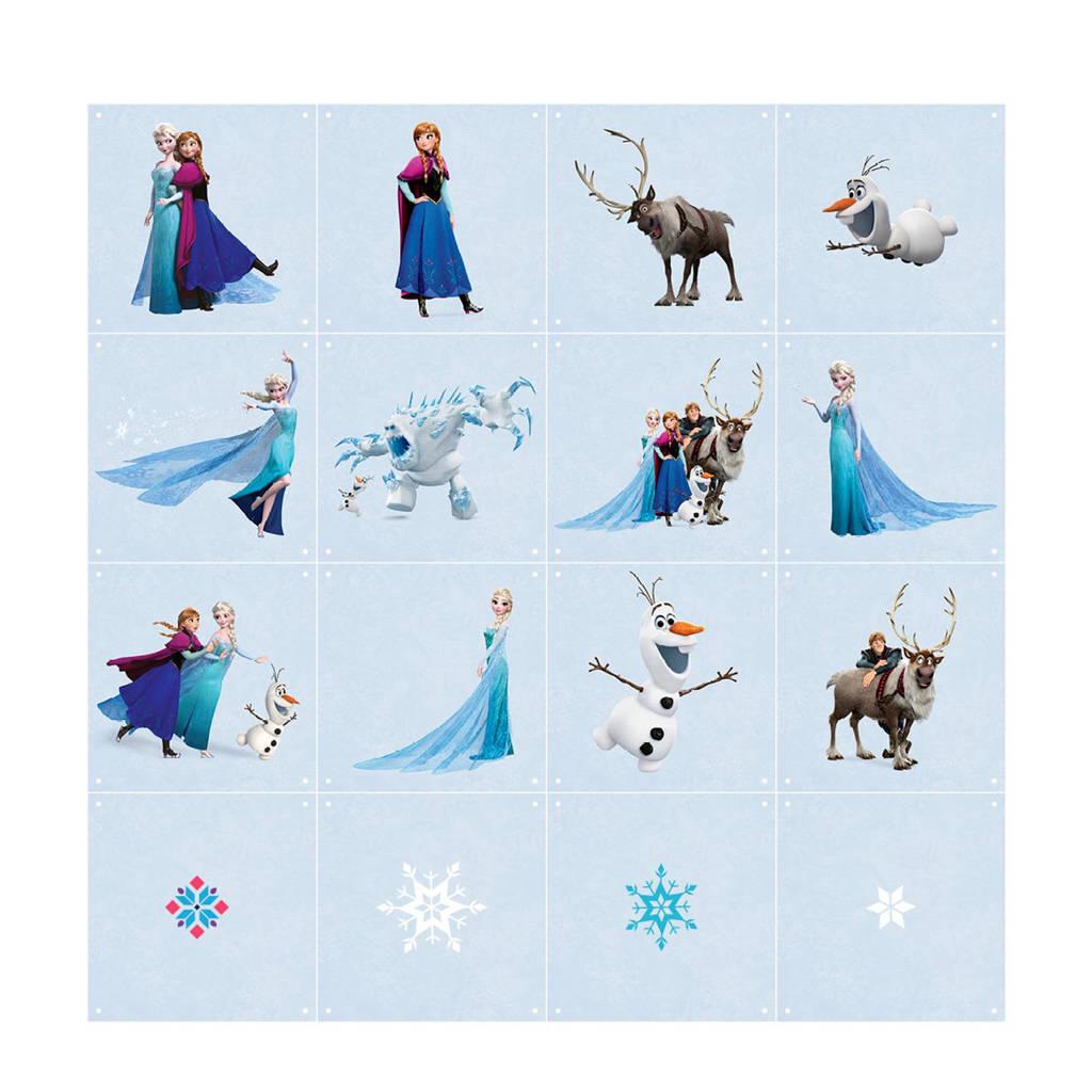IXXI wanddecoratie Frozen World (80x80 cm), Multi