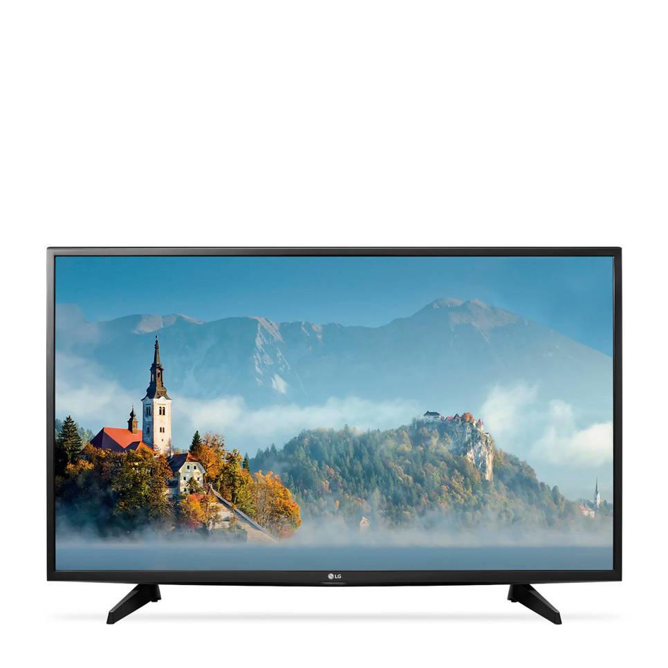 LG 32LJ510B HD TV, Zwart