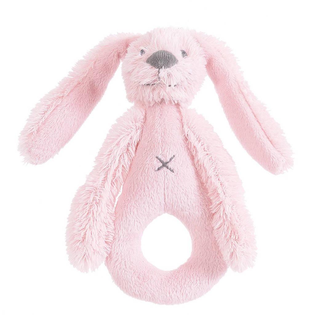 Happy Horse konijn Richie rammelaar, Pink