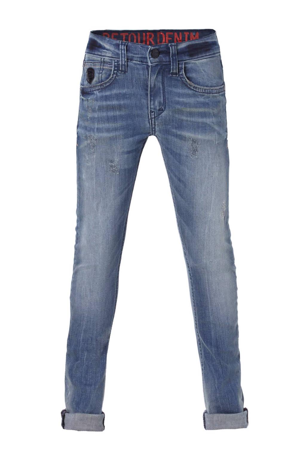 5a43b3e2948c1c Retour Denim Zeger super skinny fit jeans