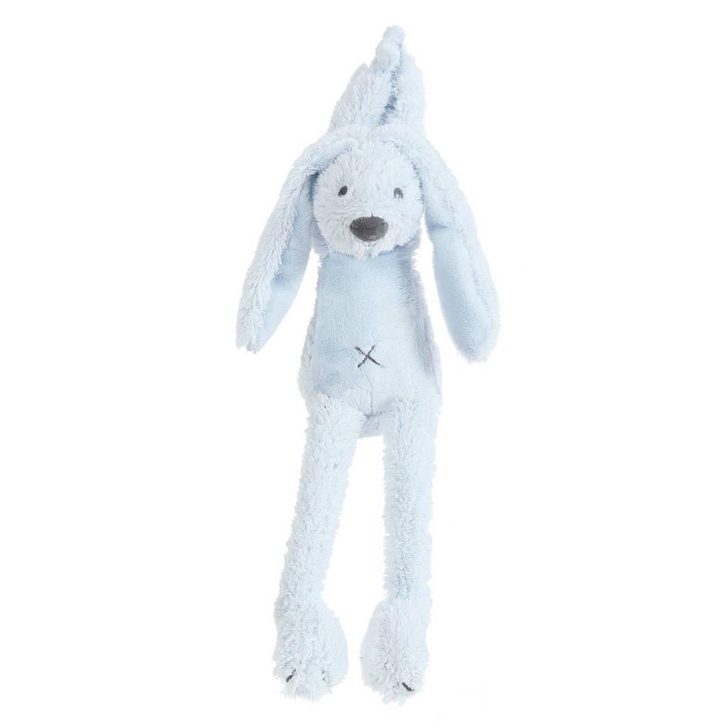 Happy Horse konijn Richie muziek knuffel 28 cm, blue