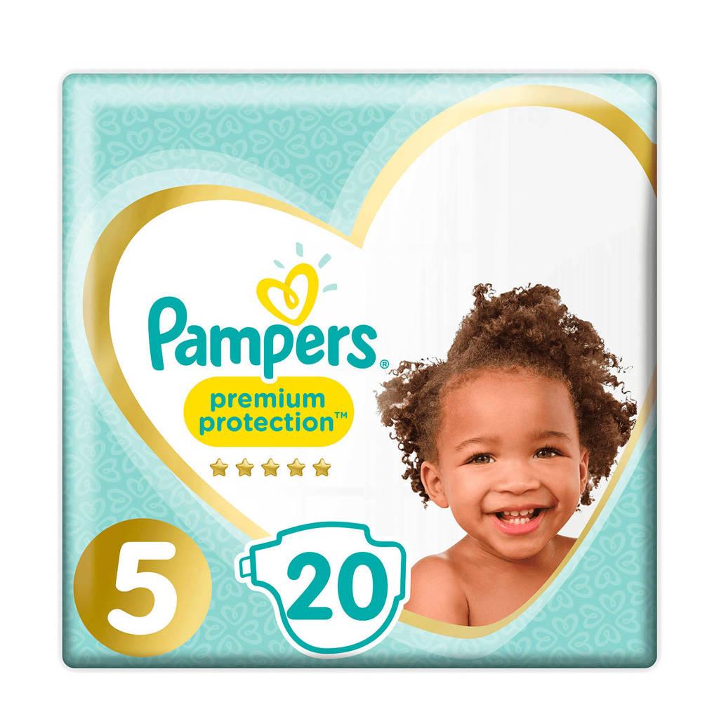 Pampers Premium Protection maat 5 (11-16 kg) 20 luiers
