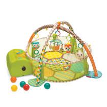 Infantino babygym met ballenbak