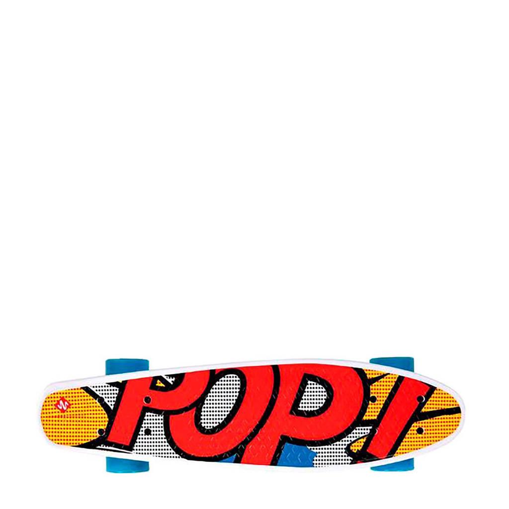 StreetSurfing Pop Board Popsi penny board, Rood