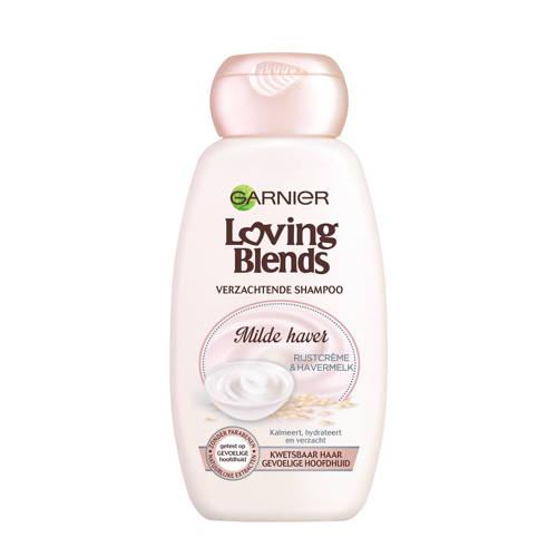 Garnier Loving Blends Milde Haver shampoo 250ml