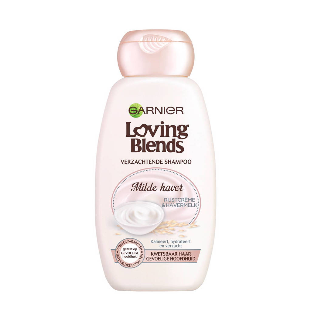 Garnier Loving Blends Milde Haver shampoo 250ml