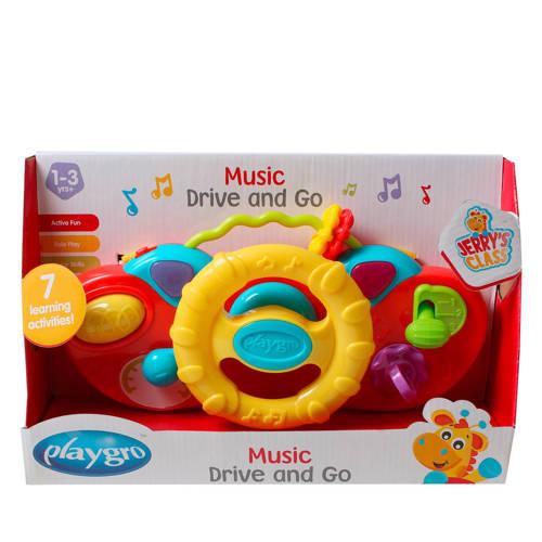 Playgro babystuur met muziek