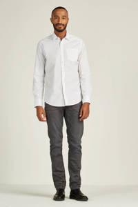 PME Legend regular fit overhemd, Wit