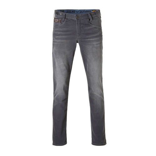PME Legend slim fit jeans Skyhawk grijs