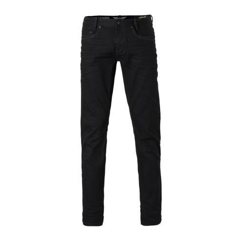 PME Legend tapered fit jeans Skymaster Coated zwar