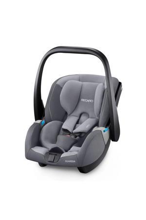 Guardia autostoel 0+ aluminium grey