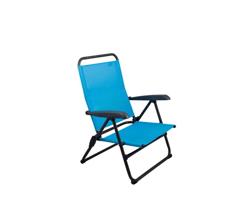 Vrijbuiter Outdoor  campingstoel Loano, Blauw