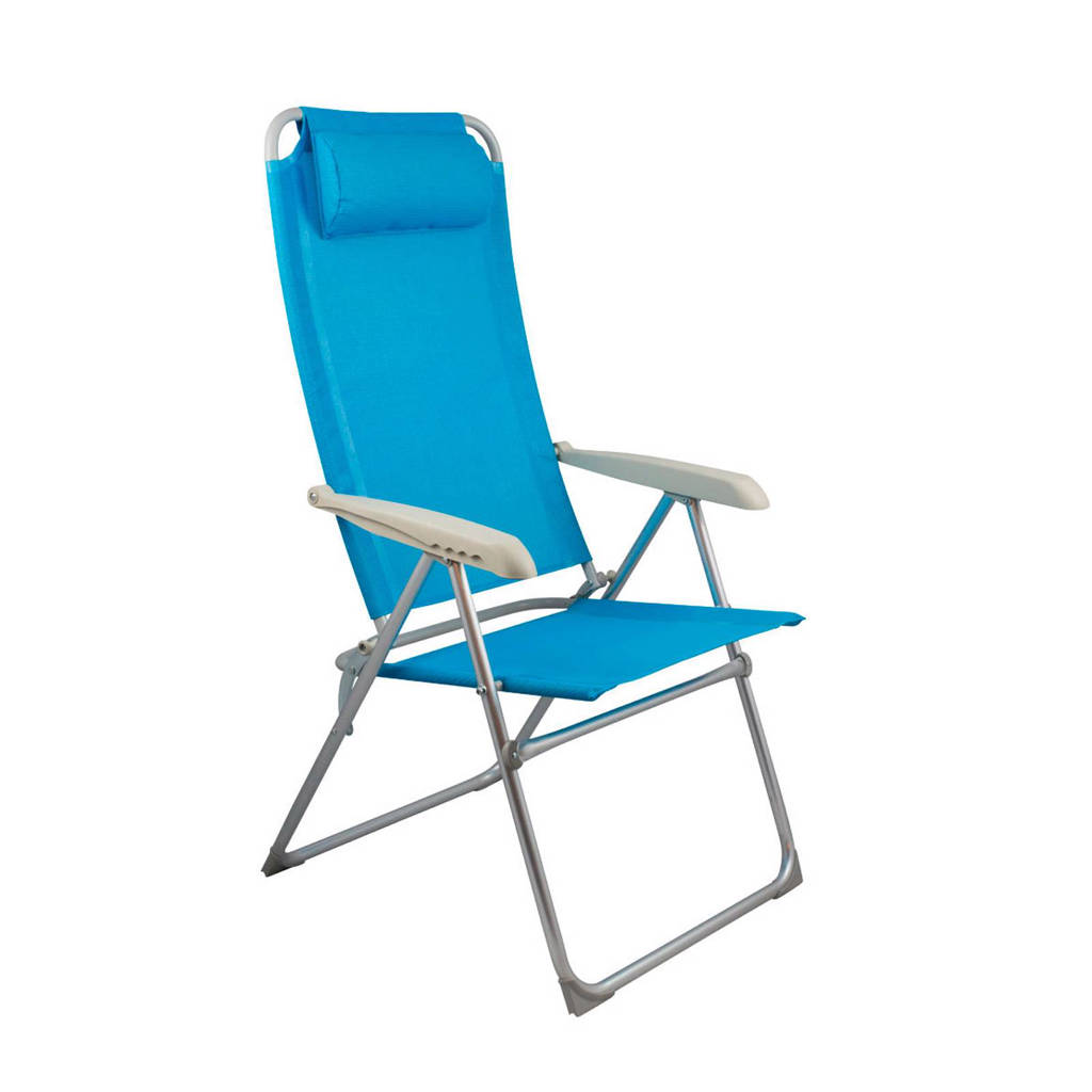 Vrijbuiter Outdoor  Bandon outdoor camping stoel, Turquoise