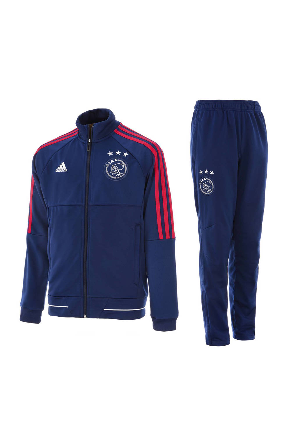 Adidas Performance Adidas Performance Junior Ajax Trainingspak Wehkamp