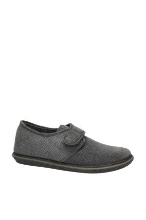 pantoffels antraciet