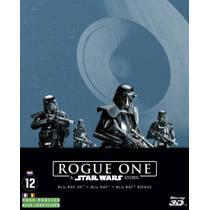 Rogue one - A star wars story (3D)(Steelbook) (Blu-ray)