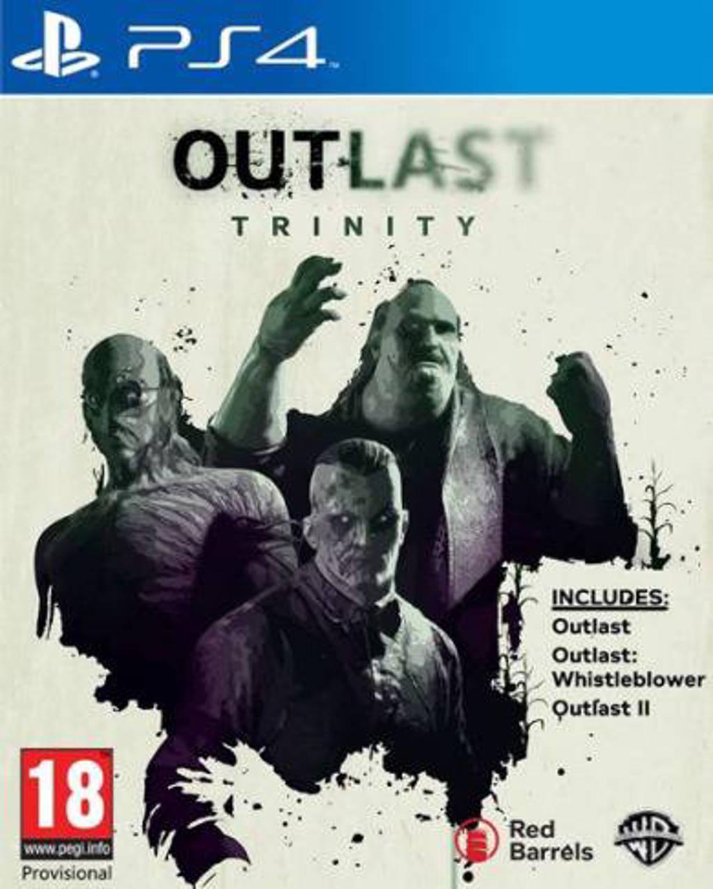 Outlast trinity (PlayStation 4)