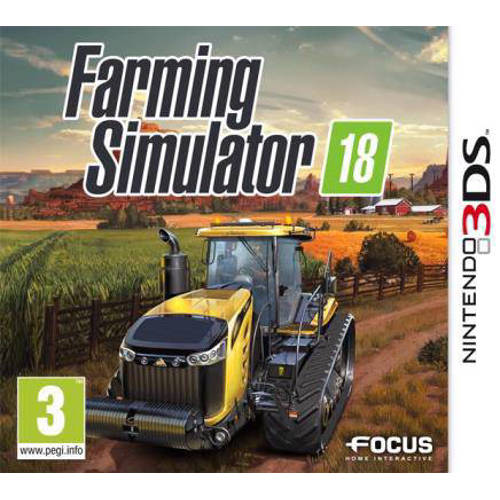 Farming simulator 18 (Nintendo 3DS) kopen