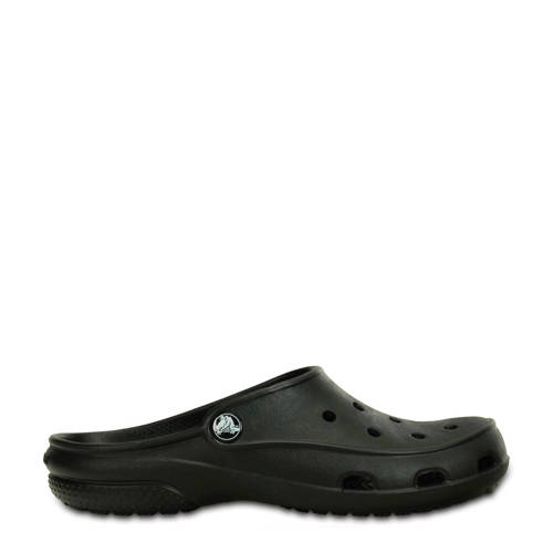 Crocs Muilen Dames Black Crocs Freesail