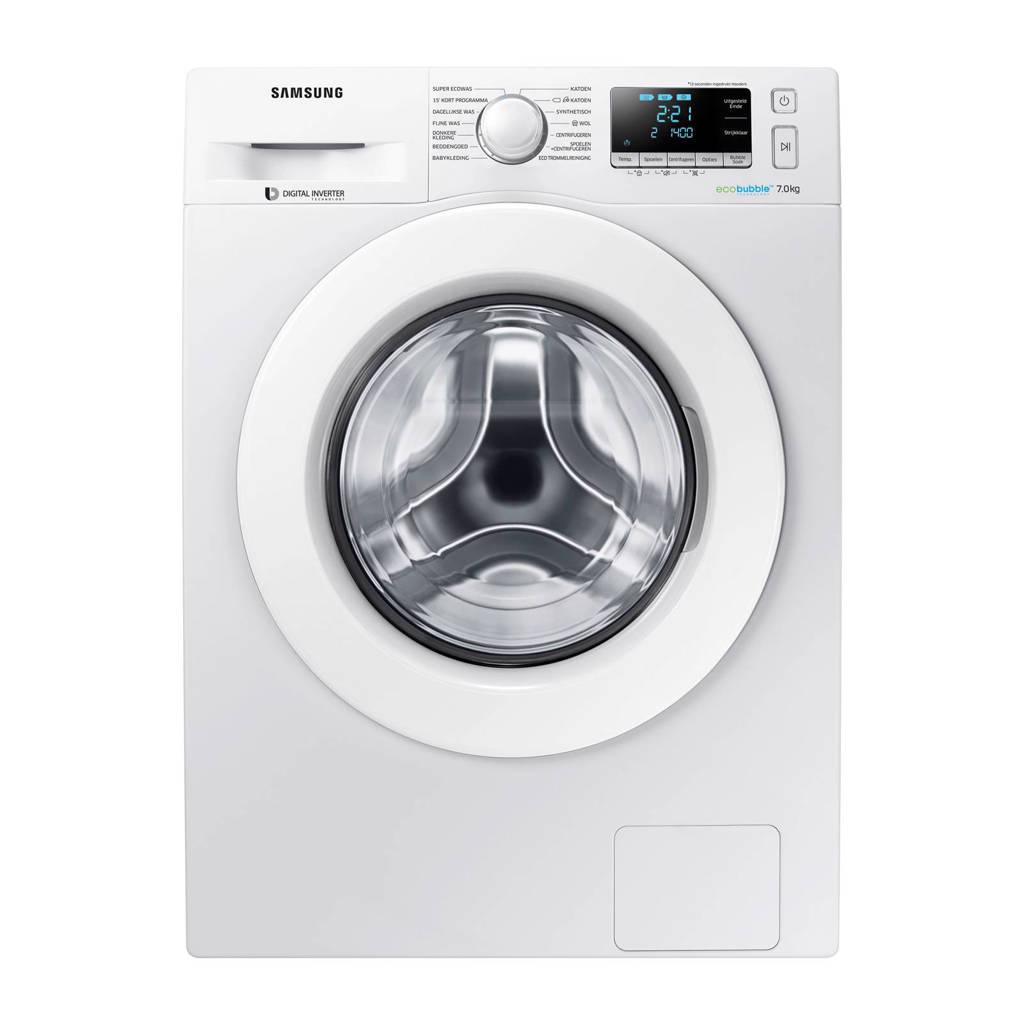 Samsung WW70J5486MW/EN Ecobubble wasmachine